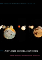 Cover for Art and Globalization