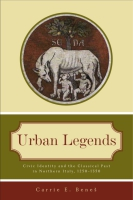 Cover image for the book Urban Legends By Carrie E. Beneš