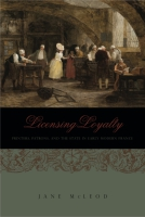 Cover image for the book Licensing Loyalty By Jane McLeod