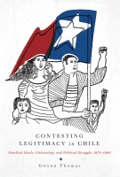 Cover for Contesting Legitimacy in Chile