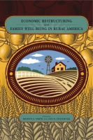 Cover for the book Economic Restructuring and Family Well-Being in Rural America