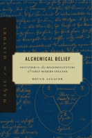 Cover image for the book Alchemical Belief By Bruce Janacek
