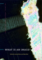 Cover image for the book What Is an Image? Edited by James Elkins and Maja Naef