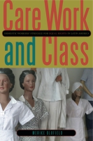 Cover for the book Care Work and Class
