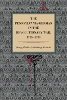 Cover for The Pennsylvania-German in the Revolutionary War, 1775–1783