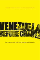 Cover for Venezuela Before Chávez