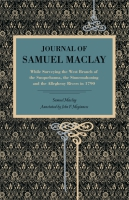 Cover for the book Journal of Samuel Maclay