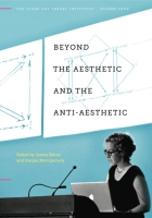 Cover for Beyond the Aesthetic and the Anti-Aesthetic