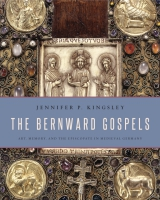 Cover for the book The Bernward Gospels