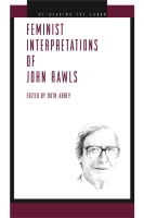 Cover for Feminist Interpretations of John Rawls
