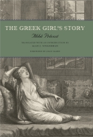 book cover for The Greek Girl's Story by Abbé Prévost
