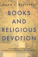 Cover for Books and Religious Devotion