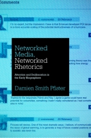 Cover for Networked Media, Networked Rhetorics