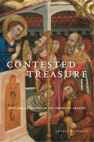 Cover for Contested Treasure