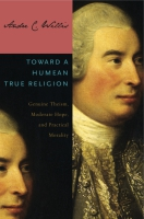 Cover for Toward a Humean True Religion