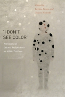 "Cover for ""I Don't See Color"""