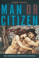 Cover for Man or Citizen
