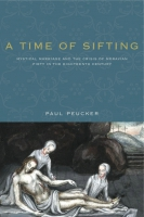 Cover image for the book A Time of Sifting By Paul Peucker