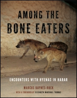Cover for the book Among the Bone Eaters