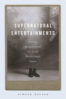 Cover for Supernatural Entertainments
