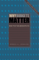 Cover for Why Budgets Matter