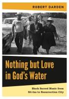 Cover for Nothing but Love in God's Water