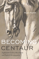 Cover for Becoming Centaur