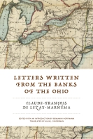 Cover for Letters Written from the Banks of the Ohio