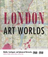 Cover for London Art Worlds