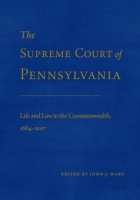 Cover for The Supreme Court of Pennsylvania
