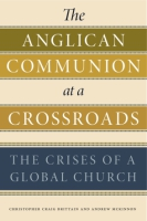 Cover for The Anglican Communion at a Crossroads