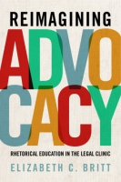Cover for Reimagining Advocacy