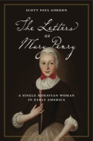 Cover for The Letters of Mary Penry