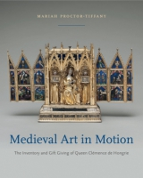 Cover for Medieval Art in Motion