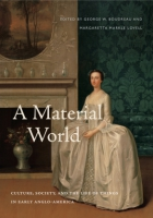 Cover for A Material World