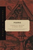 Cover for Picatrix