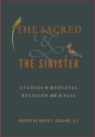 Cover for The Sacred and the Sinister