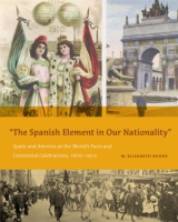 "Cover for ""The Spanish Element in Our Nationality"""
