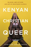 Cover for Kenyan, Christian, Queer