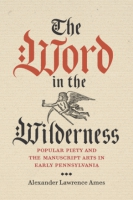 Cover for The Word in the Wilderness
