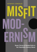 Cover for Misfit Modernism
