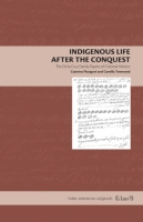 Cover for Indigenous Life After the Conquest
