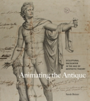 Cover for Animating the Antique