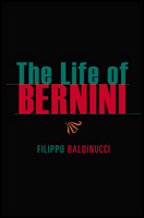 book cover for The Life of Bernini, Edited by Maarten Delbeke