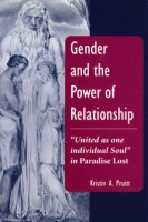 Cover image for Gender and the Power of Relationship By Kristin A. Pruitt
