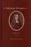 Cover image for Milton Studies: Volume 51 Edited by Laura L. Knoppers
