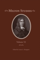 Cover image for Milton Studies: Volume 52 Edited by Laura L. Knoppers