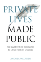 Cover for Private Lives Made Public