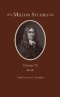 Cover image for Milton Studies: Volume 59 Edited by Laura L. Knoppers