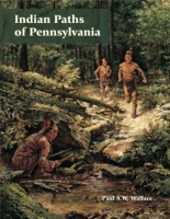 Cover for Indian Paths of Pennsylvania